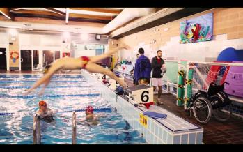 El IVAJ reconoce al Club Aquàtic Campanar como ejemplo de natación inclusiva