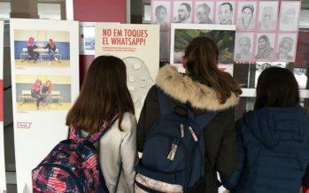 La exposición #noemtoqueselwhatsapp del IVAJ se presenta en 9 municipios en mayo