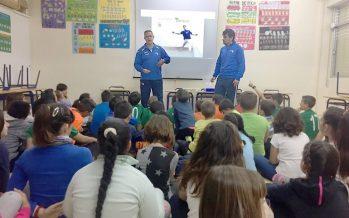 Pilota a l'Escola programa sesiones en las comarcas de Castellón y de Alicante