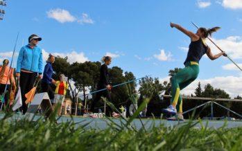 Atletas estonios, lituanos y letones han participado en un meeting de lanzamientos en l'Alfàs del Pi