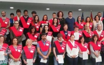 Un total de 60 alumnos del CdT de Torrevieja reciben su Certificado de profesionalidad
