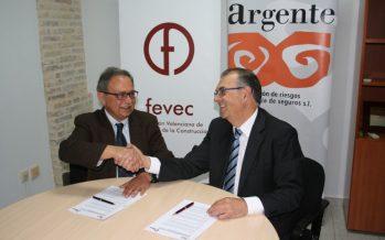 Fevec y Argente se unen para ayudar a las empresas de la construcción a minimizar sus riesgos