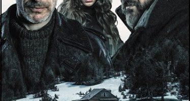 El triunvirato Luppi – Darín – Sbaraglia llega a las pantallas con Nieve Negra
