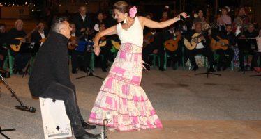 Pilar de la Horadada inaugura su VI Feria de Sevillanas