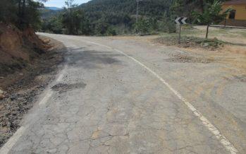La CV-391 entre Requena y Villar de Olmos, cerrada al tráfico durante 10 días por obras en la calzada