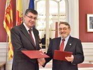 La Real Sociedad Económica de Amigos del País de València colabora con la celebración del Día de les Corts