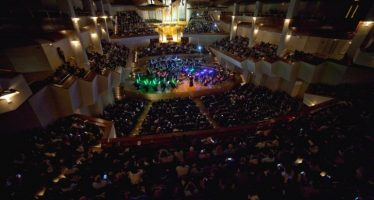 La Film Synphony Ochestra repite concierto de La Música de las Galaxias en el Palau