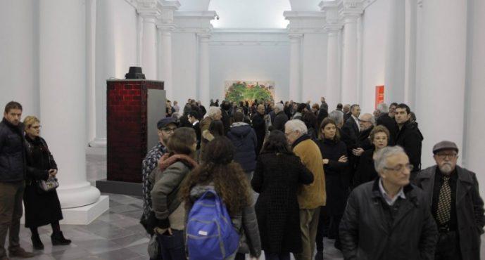 Más de 30.000 personas han visitado la muestra 'Discursos Premeditados' en el Centre del Carme