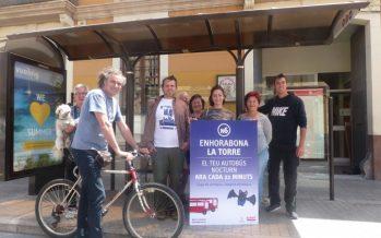 Empieza la campaña de EMT València por el uso del bus nocturno