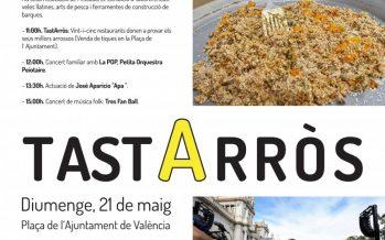 La plaza del Ayuntamiento se volverá a llenar con una nueva edición de TastArròs
