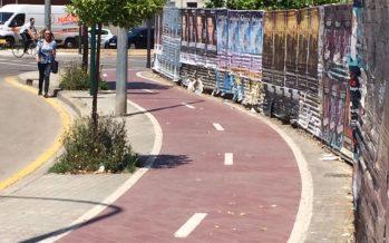 Se aprueba ampliar el cruce peatonal y ciclista entre Tarongers y Fausto Elio por iniciativa del PP