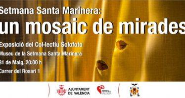 El Museu de la Setmana Santa Marinera acollirà des de dimecres una nova exposició fotogràfica