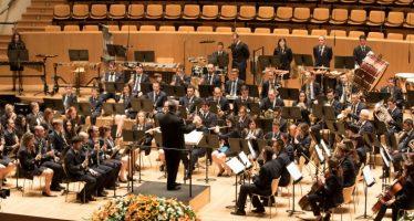 Los ganadores de Especial y Primera del Certamen Provincial de Bandas actuarán en el extranjero con una ayuda de la Diputación