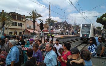 Cs Paterna vuelve a la carga en la lucha de las reivindicaciones de la plataforma 15 min.