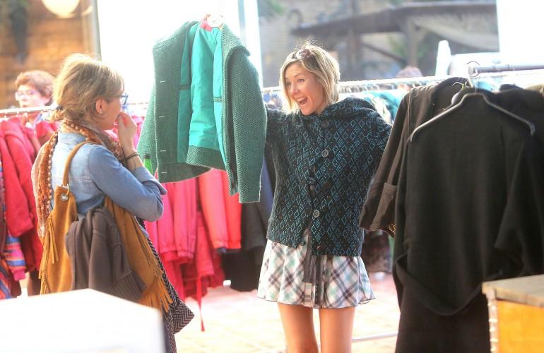 Ruzafa Galery abre la green fashion más sostenible.