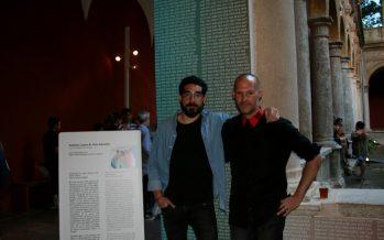 ESAT se suma al 'viatje al present' que propone ZEDRE en su proyecto de Arte Mural y Cultura Urbana