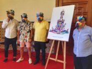 Es presenten al Palau de l'Exposició els projectes de les Falles Municipals 2018