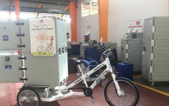 Feria de Reparto Sostenible en Mercavalencia