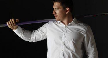 El atleta paralímpico valenciano Héctor Cabrera participarán en el Ignite Madrid
