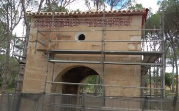 Las obras para revitalizar el Monestir de Llutxent estarán acabadas en mayo