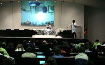 El Museu de les Ciències ofrece dos sesiones gratuitas de los talleres 'Ciencia a Escena' el Día de los Museos