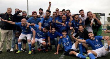 El Paiporta CF, campeón de su grupo de Regional Preferente, jugará la promoción de ascenso a Tercera