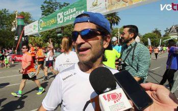 Unos 20.000 corredores participarán en la 35ª Volta a Peu València Caixa Popular