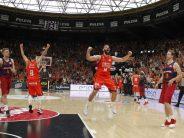 ¡Valencia Basket a semifinales! (67-64)