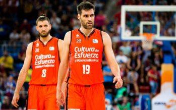 Valencia Basket asalta Vitoria y conquista el primer punto de las semis (82-83)