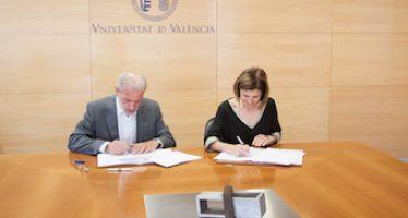 Conveni de Col·laboració entre l'Ajuntament i la Universitat de València en matèria esportiva