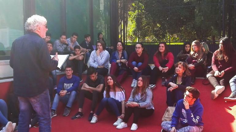 Vicent Camps en Joves i Literatura