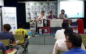 Orriols acull la trobada d'instituts de València membres de la Xarxa Apuja el To contra el racisme