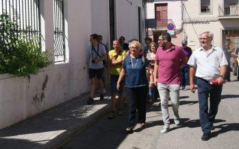 Ribó i Castillo tracten amb els veïns de Massarrojos el desviament de la CV-308