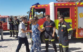 València presenta el dispositiu d'estiu per a protegir el bosc de la Devesa dels incendis