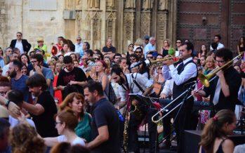 El Festival de Jazz ix al carrer per tal de portar el ritme i la festa per tota València