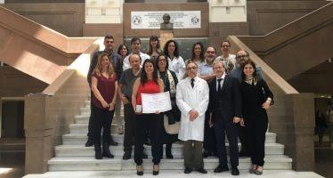 Estefanía Tarazón, investigadora del IIS La Fe, Premio-Medalla García-Blanco 2017