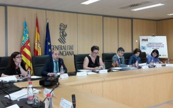 El Programa del Fondo Social Europeo en la Comunitat apuesta por las políticas sociales y la cohesión territorial