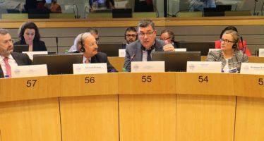 """Morera assegura que els parlaments representats en CALRE """"tenen la voluntat de continuar enfortint Europa"""""""