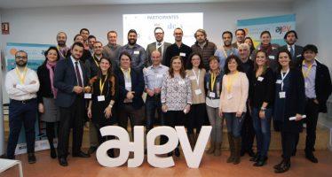 AJEV celebra la noche de la consolidación empresarial