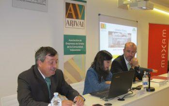 Arival lamenta la situación de indefensión de la Comunitat sobre las competencias en materia de explosivos