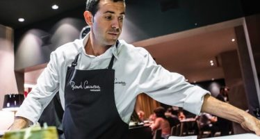 Ricard Camarena Restaurant abre en Bombas Gens Centre d'Art