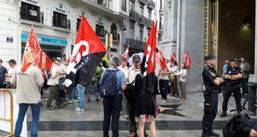 Els agents mediambientals de la Generalitat protesten pels incompliments de PSOE i Compromís