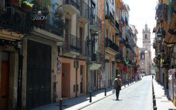 Movilidad Sostenible muestra su plan para completar su actuación en Ciutat Vella