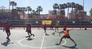 El Colpbol, l'esport de la inclusió creat a València, fa un salt amb el seu primer Campionat d'Espanya