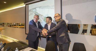 Cultura y el Ayuntamiento de València firman el convenio para el Patio Abierto del IVAM