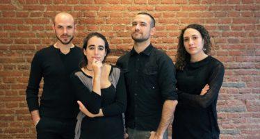 Concierto de versiones de canciones populares y música clásica de Nou Ensemble en el festival Ensems