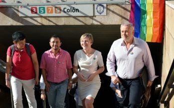 FGV se suma a la celebración en València del Día del Orgullo en colaboración con el colectivo Lambda