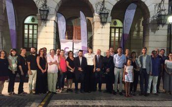 Marzà abre el acto inaugural de Gandia como Capital Cultural Valenciana 2017-2018
