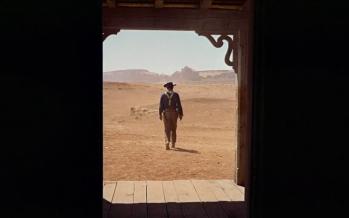 La Filmoteca proyecta 'Centauros del desierto', de John Ford