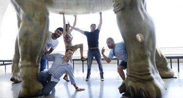 Los protagonistas de 'Las Noches del Museu' visitan #VeranoCAC